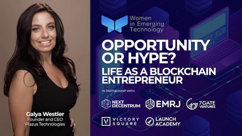 Opportunity or Hype? Life as a Blockchain Entrepreneur